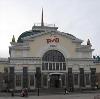 Железнодорожные вокзалы в Людиново