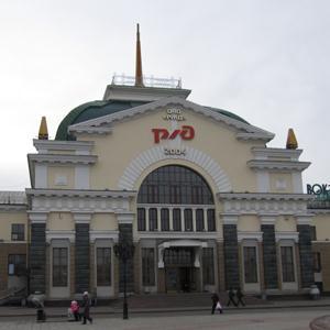 Железнодорожные вокзалы Людиново